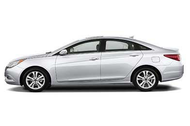 Hyundai Sonata 2012 | Rent a car Baku | Avtomobil kirayesi | Прокат авто в Баку