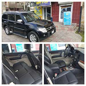 MITSUBISHI PAJERO: прокат авто в баку / rent a car Baku / arenda masinlar