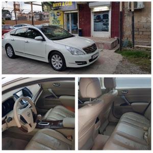Nissan Teana / Rental Cars In Baku / аренда авто в Баку / Bakida Kiraye Masinlar