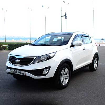 KIA SPORTAGE (2014) / arenda masinlar / rental cars Baku / аренда авто в Баку