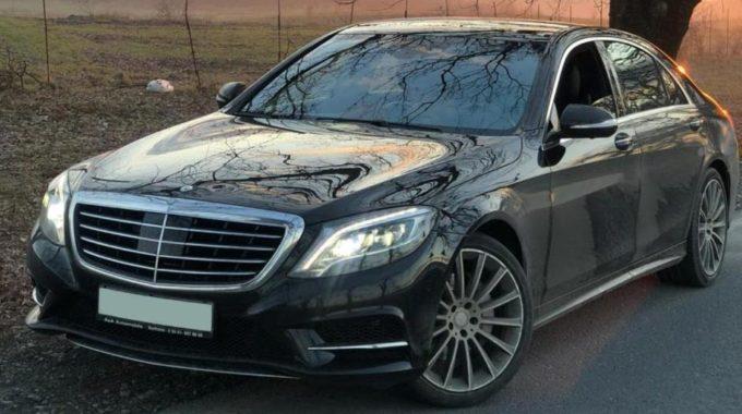 Mercedes S-class (2016) / Arenda Masinlar / Rental Cars Baku / аренда авто в Баку