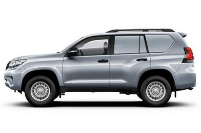 Toyota Prado (2019) / Аренда машин в Баку / Rent a car Baku / Arenda masinlar