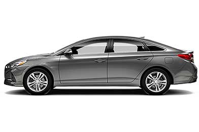 Hyundai Sonata (2016) / Аренда машин в Баку / Rent a car in Baku / Kiraye masinlar