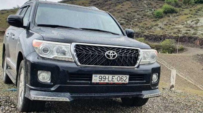 Toyota Land Cruiser (2015) From Best Rent A Car / 30.04.2020 Rent A Car Baku / Avtomobil Kirayesi / аренда машин в Баку