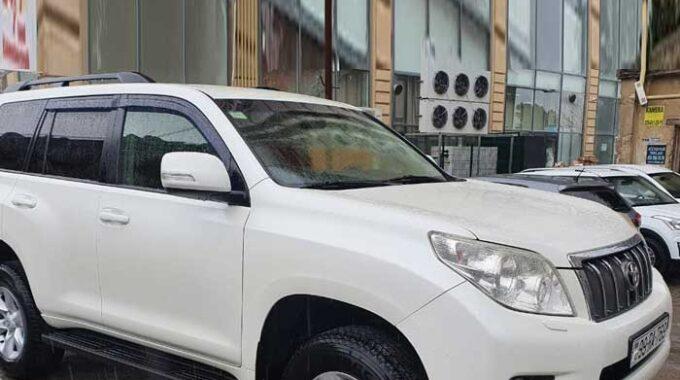 Toyota Prado (2013)