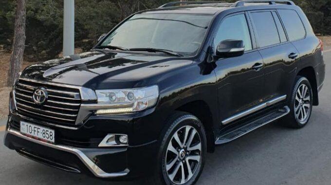 Toyota Land Cruiser (2019) / Rent Car Baku - Прокат авто в Баку - Arenda Masınlar